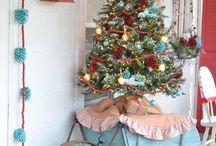 Christmas Bedroom Decor ❄