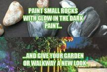 Glow in the dark ideeën