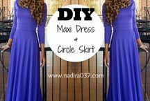 maxi dress diy
