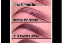 How to do your eyebrows properly