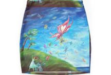 arty skirts