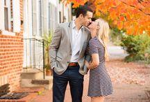 Engagement Portrait Clothing Ideas