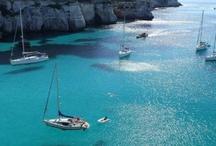 Ruta a Menorca