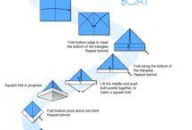 бумажные поделки