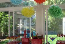 Yo Gabba Gabba Party / Caroline's 1st Birthday / by Emilie McFarlane