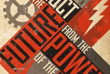 Futurism and Constructivism - Design and Typography