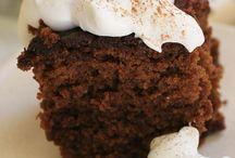 recipes - sweets