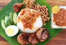 My  Favourite Malaysian food / by Shireen Yeoh
