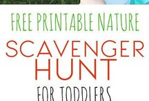 Babies & Toddlers Outdoors / Nature activities and parenting tips for getting outside with babies and toddlers.