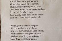 Wedding Poem Mum