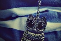 owls / by Jelena