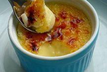 Sobremesas Tradicionais / Receitas das sobremesas mais conhecidas e tradicionais. Patisserie!
