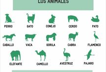 Animales / by Claudette King