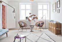 tapis / at home