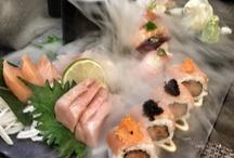 sushi bar  / sushi bar