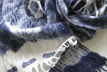 felt scarves