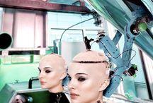 Sci Fi & Cyberpunk / by Victor Vincer