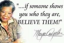 Words of wisdom & quotes