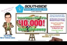 Southside Dodge Commercials / View our Commercials for South Side Dodge and RV Centre