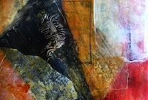 Latin American Art / Mixed Media Mexican Art