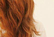 ginger hair redhead