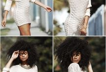 I want her hair! / by Johnna Rocker-Clinton