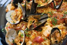 Mediterranean cuisine / Prepare your palate to taste visually recognized worldwide as the whole Mediterranean cuisine.