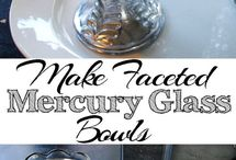Mercury glass makes