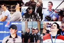 Sports I Love and Hockey Boys I love / by Lauren Fortunato
