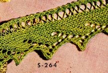 Edging / by Learn Knitting Stitches Free Patterns