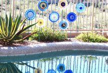 DIY Garden Art