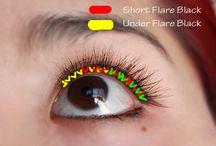DIY lashes