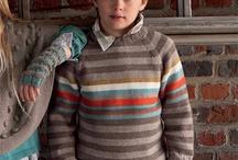 tricot garçon