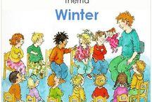 .// School: Kleuters - Winter (ook Kerst)