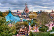 Parcuri de distractii din lume