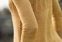 Para casacos de tricot