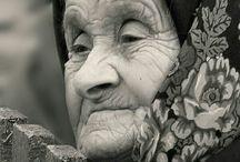 retratos B/N mujer
