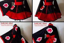 roupas cosplay