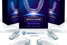 Dental Guard, Stops Teeth Grinding and Bruxism