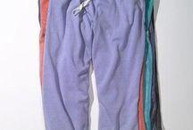 Clothing: Comfy Stuff