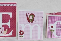 Crafty Goodness / 3-D paper crafts and other clever ideas.