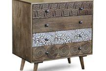 Retro Shabby Chic Loft Furniture