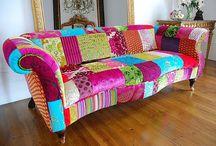 sofas tapizados