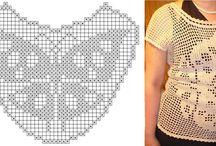Crochet - Butterflu / Бабочки крючком