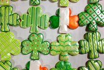 Cookies - St. Patricks Day