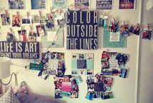 Room  decor & dıy