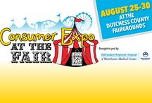 Consumer Expo 2015 / The Chamber is offering members a chance to buy a booth at the Dutchess County Fair for one, two or three days.