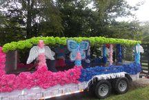 Fun Parade Float Ideas