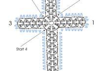 cruz para rosario o de comunión