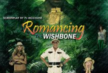 ROMANCING THE WISHBONE / Rom-com adventure about a former treasure hunter who returns to her old stomping grounds in the Amazon when her daughter goes missing. Along for the ride is her mogul ex-husband, his obnoxious fiancee and the ghost of the last great Incan King.